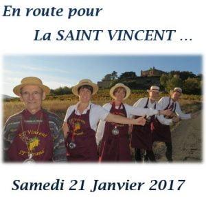 Saint Vincent 2017 @ Salles des fêtes | Saint-Vérand | Auvergne-Rhône-Alpes | France