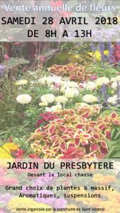Vente de fleurs @ Local Chasse | Saint-Vérand | Auvergne-Rhône-Alpes | France